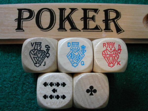 онлайн костях покер на игры